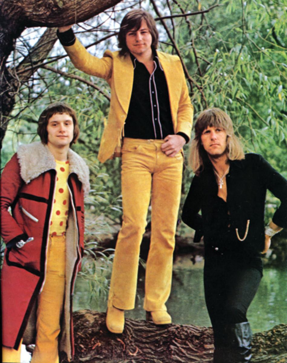 EMERSON, LAKE & PALMER (Photo by GAB Archive/Redferns)