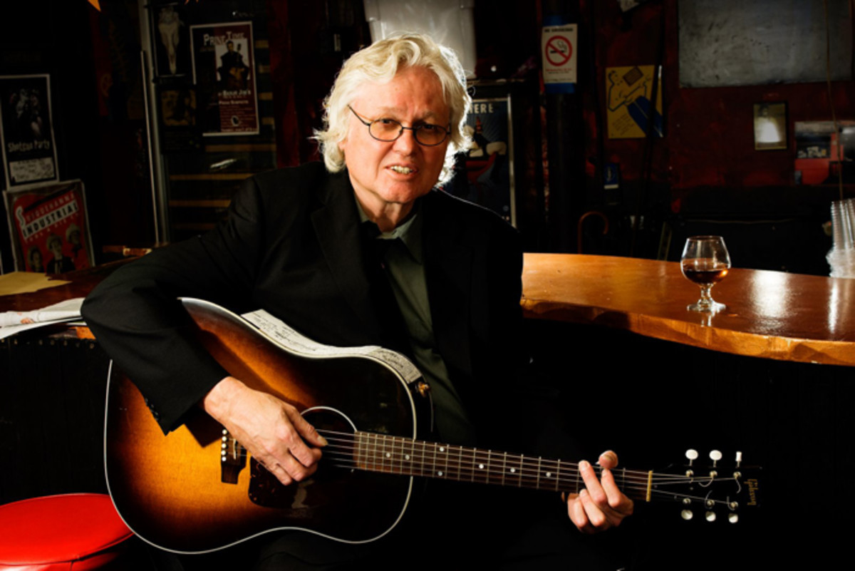 Chip Taylor. Photo by Davey Wilson.