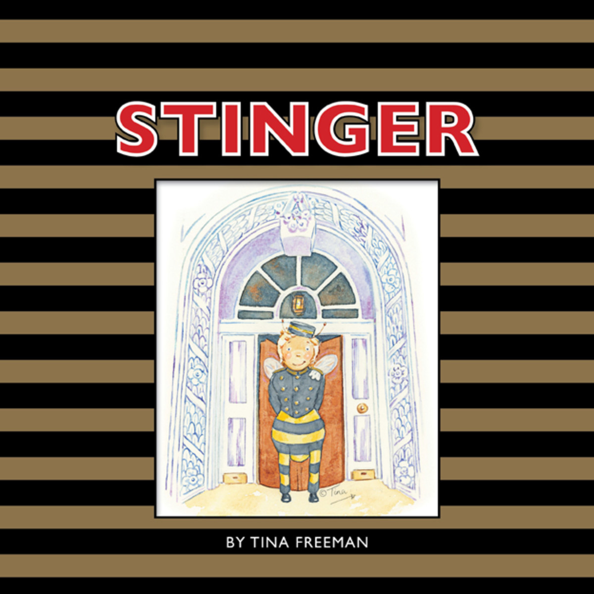 Stinger, a delightful children's book written and illustrated by Tina Freeman, was inspired by the 1979 film version of Quadrophenia.