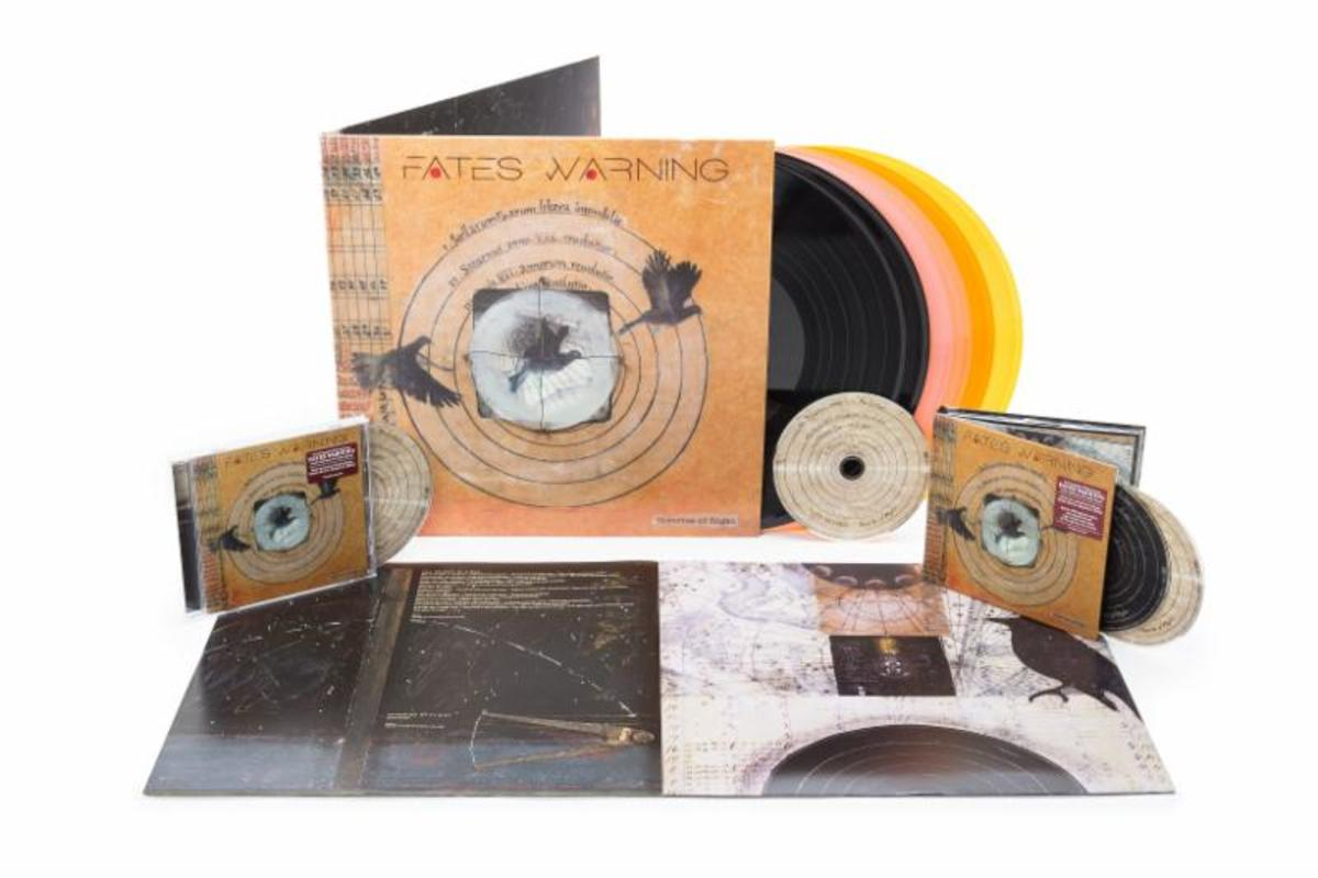"In addition to Standard CD, ""Theories of Flight"" comes in a limited 2CD version and an Import ""Double Vinyl,"" which will include an acoustic bonus-disc with six tracks."