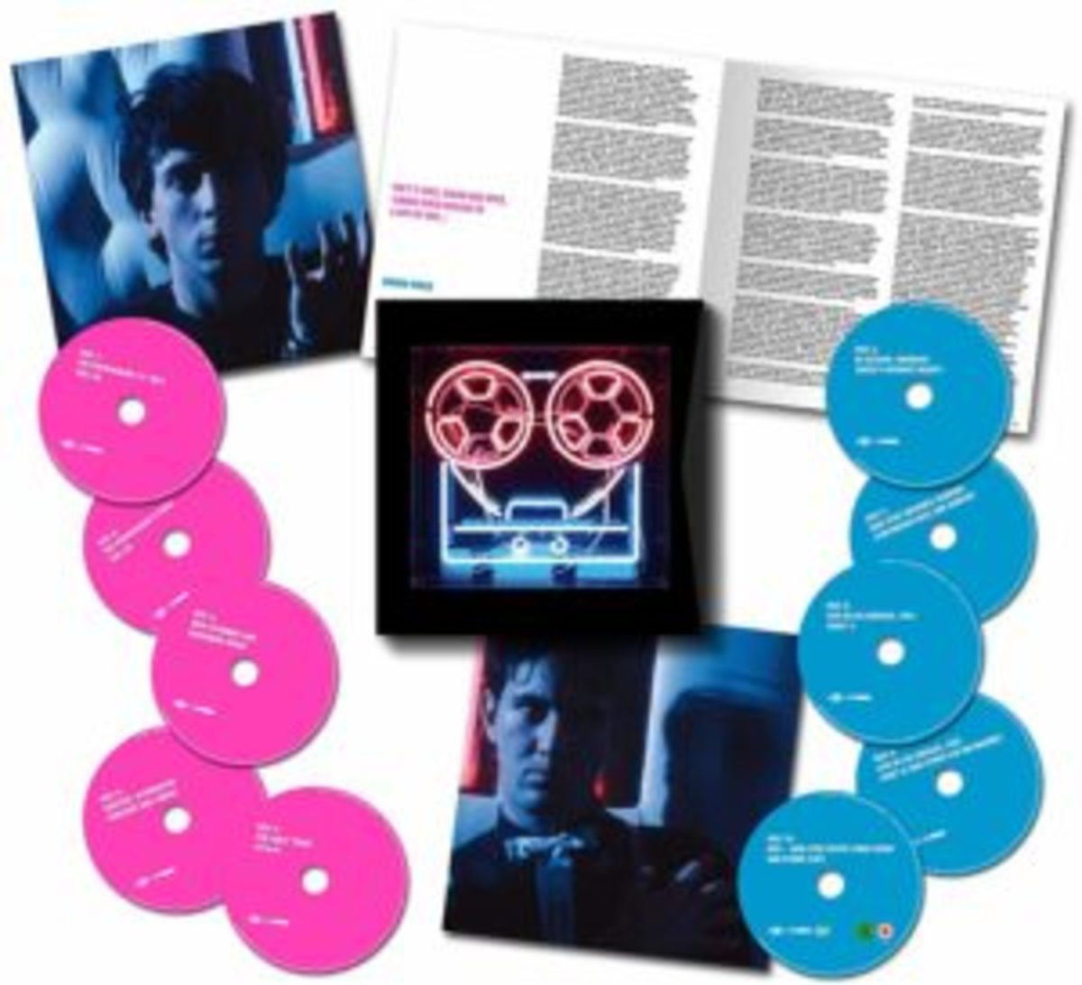 "Soft Cell - ""Keychains and Snowstorms"" box set review - Goldmine ..."