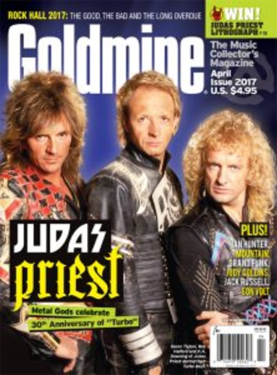 This Judas Priest article ran in an expanded version in Goldmine's April issue, available as a digital download or in print by contacting missy.fenn@fwmedia.com
