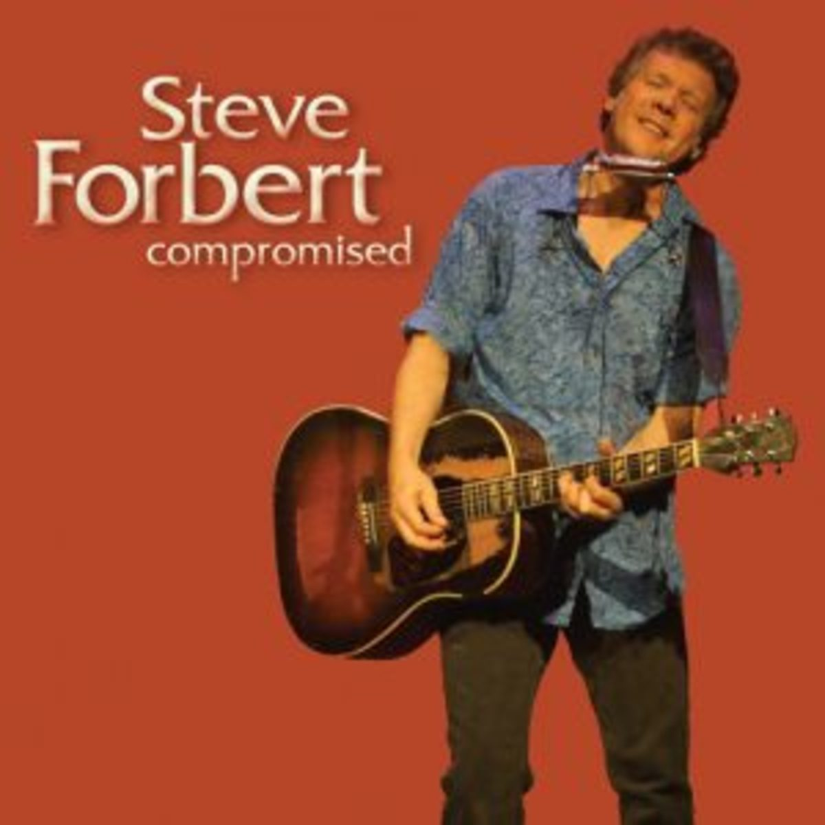 Steve Forber-Compromised-cover