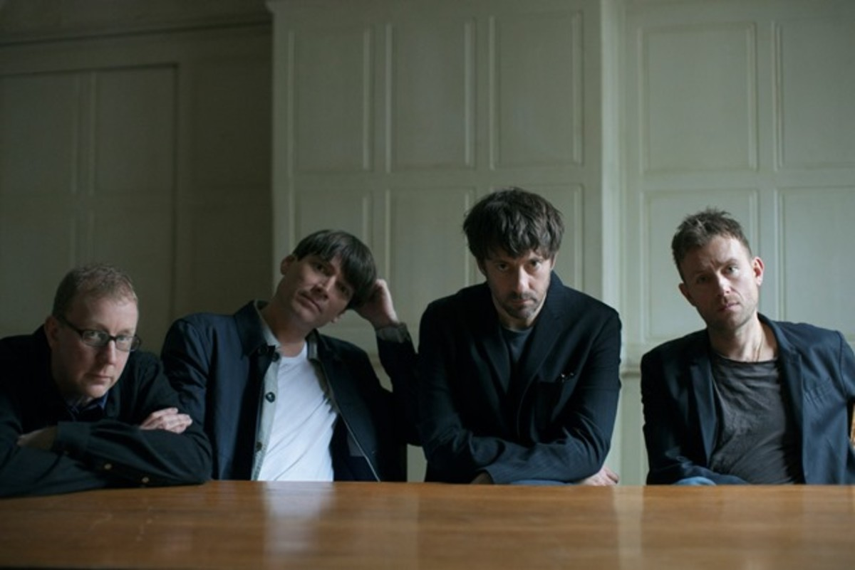 Blur had a spectacular 2015 that included the release of a new album, The Magic Whip, critically lauded live performances, and the release of a documentary film about the band's reformation. (Photo ©Linda Brownlee)