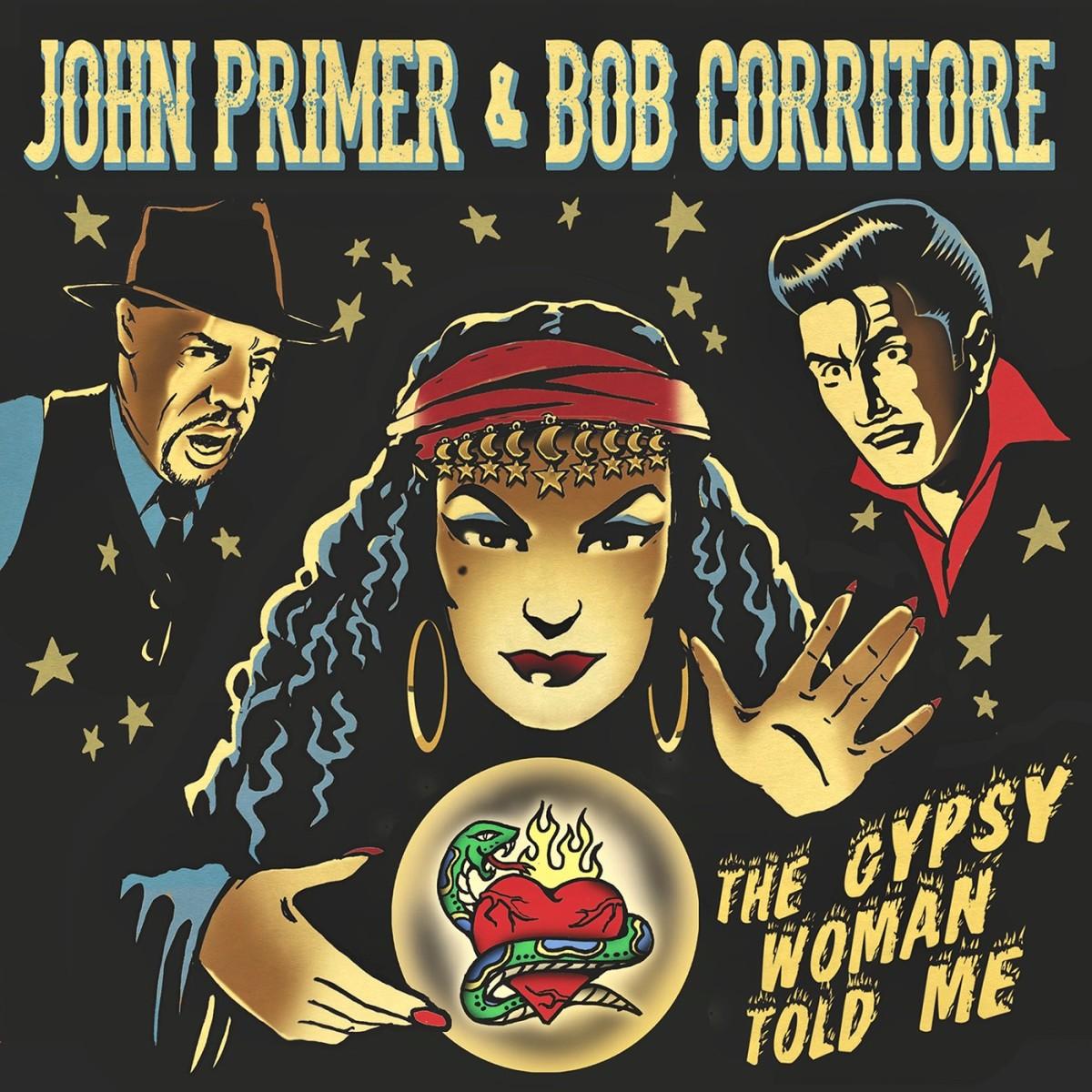 John Primer and Bob Corritone