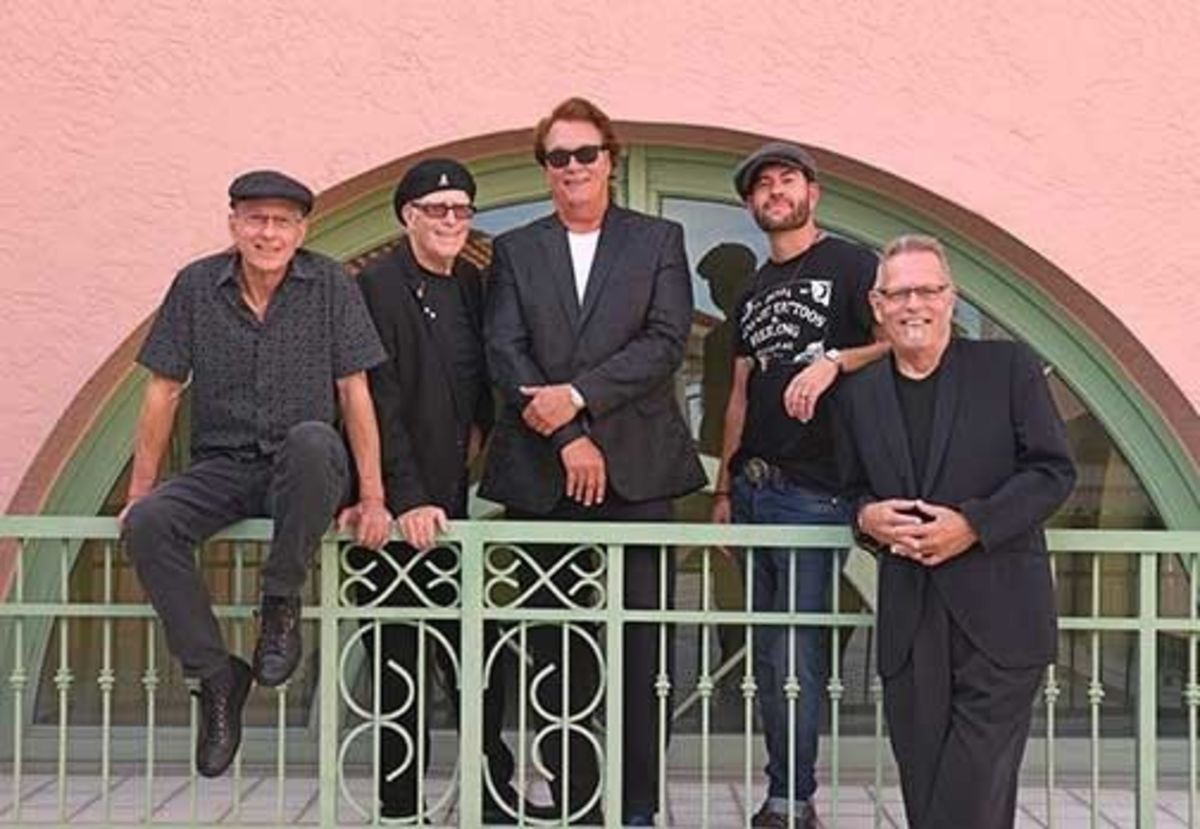The Backtrack Blues Band sounds like no other. Photo courtesy VizzTone Records.