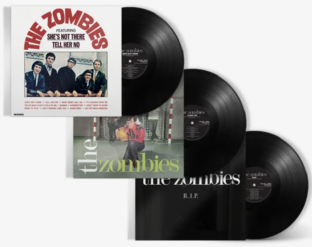 Zombies-reissues copy