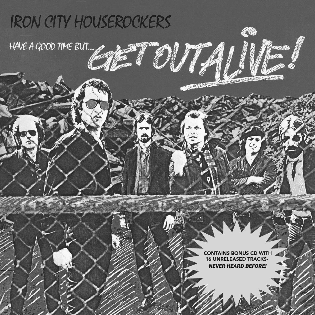 Iron City Houserockers