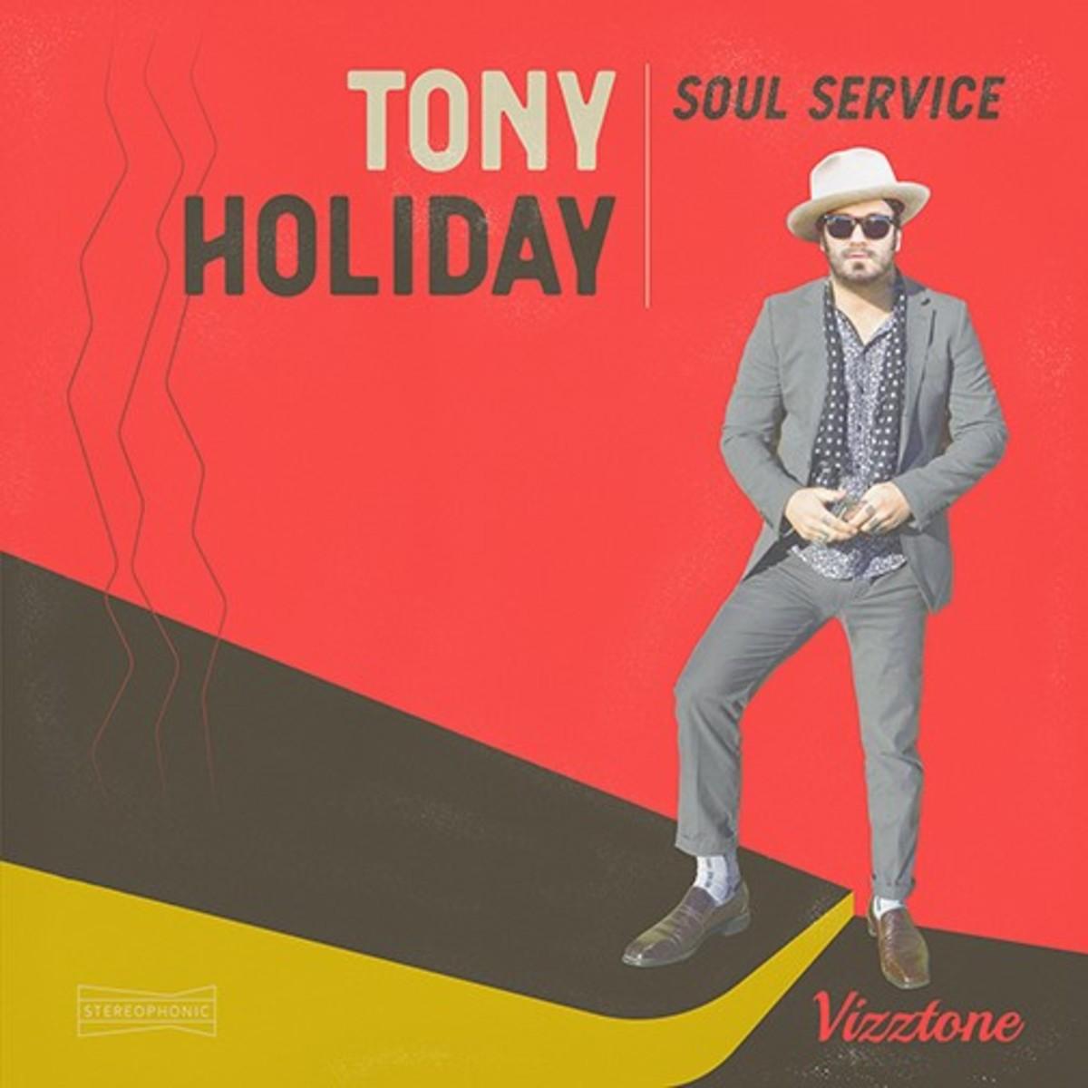 Tony Holiday