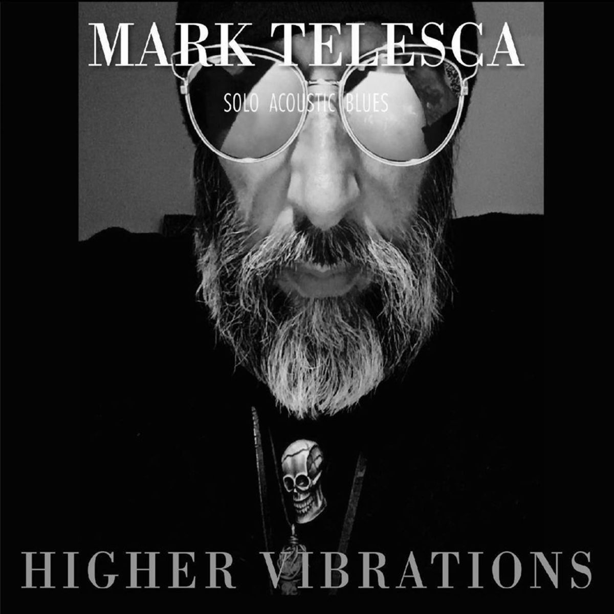Mark Telesca-Higher Vibrations CD Cover [107965]