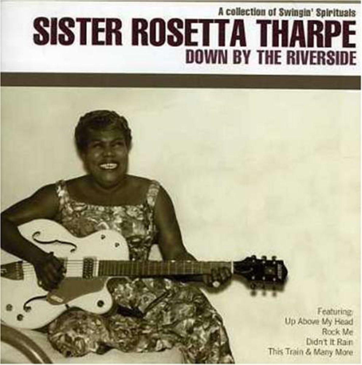 sister Rosetta Tharpe-Spirituals