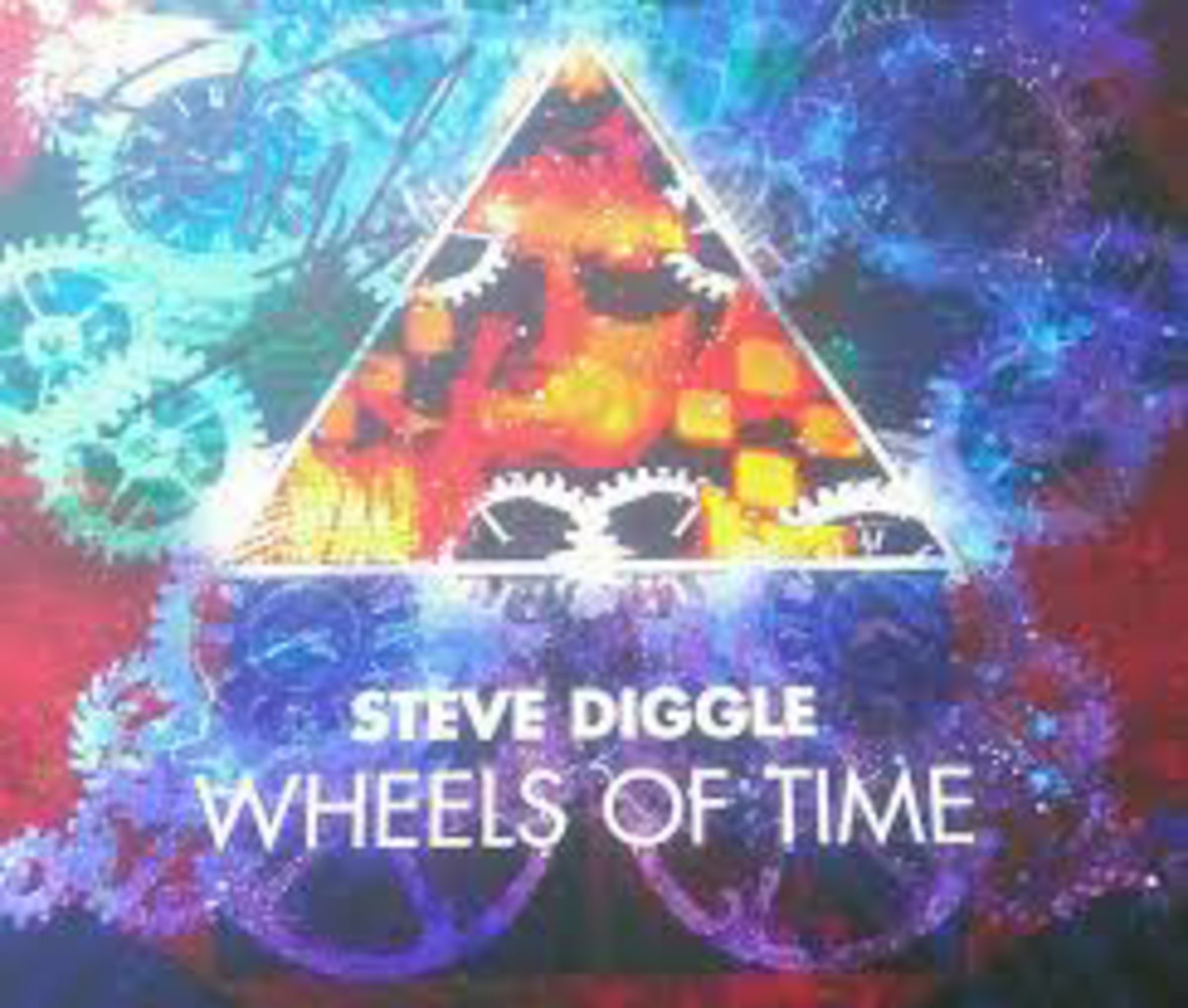 Steve Diggle, Wheels of Time box set