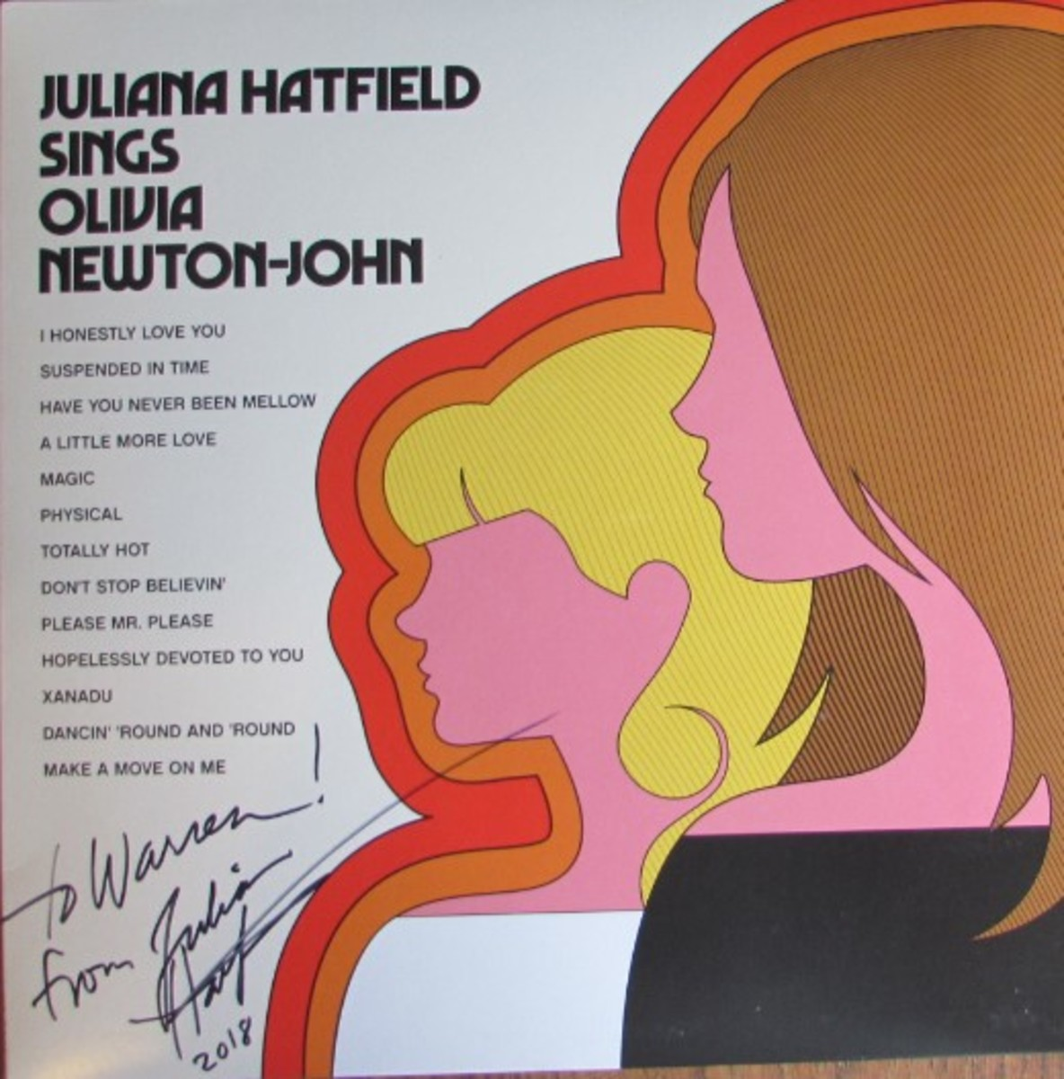 Juliana Hatfield Album Cover