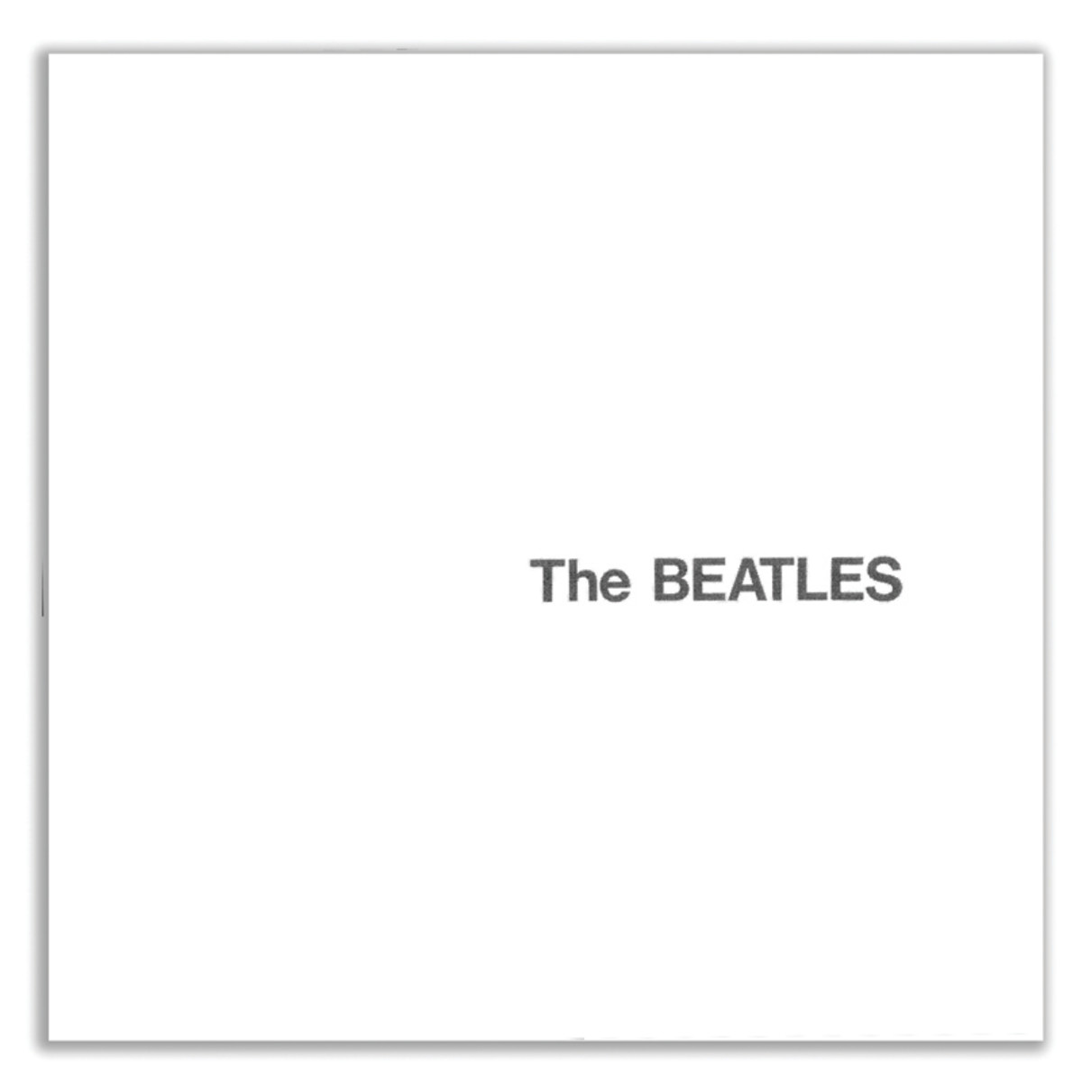 The White AlbumThe Beatles copy