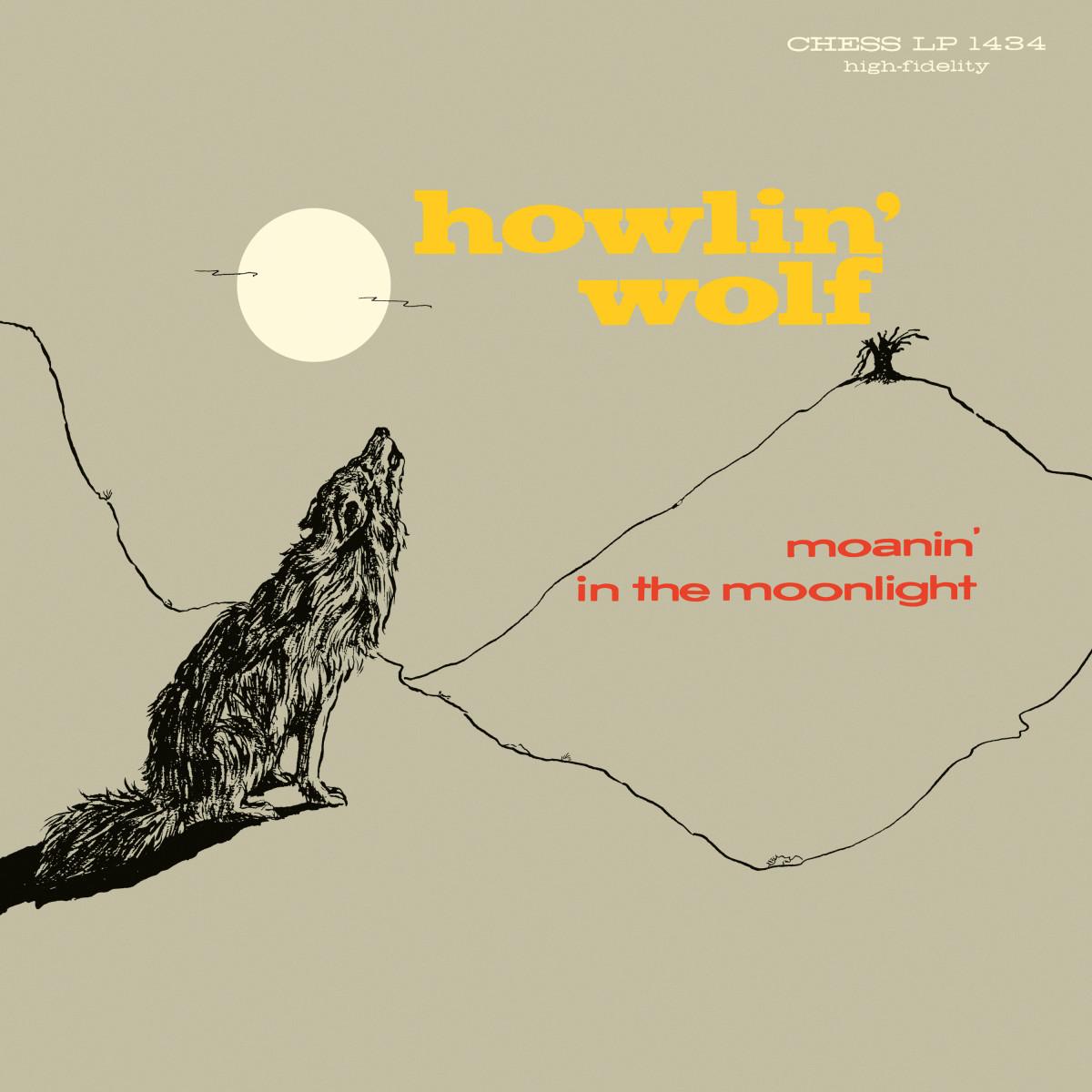 Howlin' Wolf, Moanin' in the Moonlight