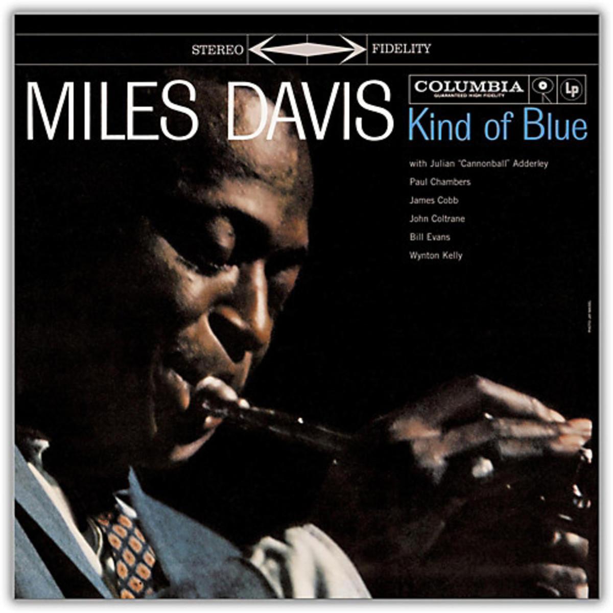 Miles Davies, Kind Of Blue copy