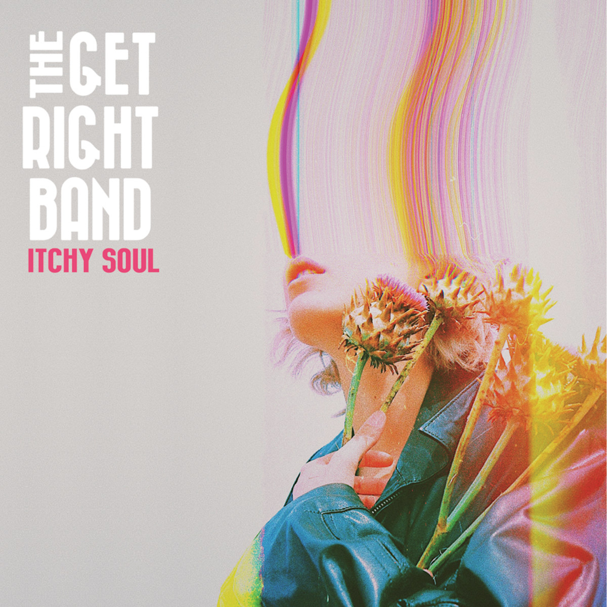 The Get Right Band_Itchy Soul_Album Cover
