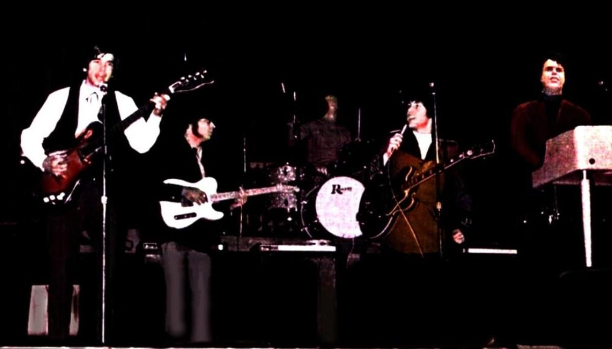 1967 photo courtesy of Ken Evans