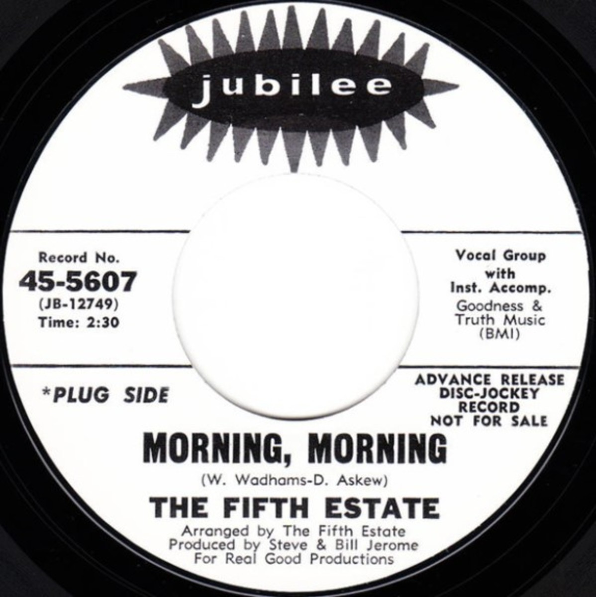 Fifth Estate Morning