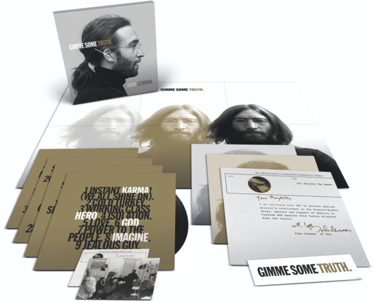 Lennon-truth-vinyl