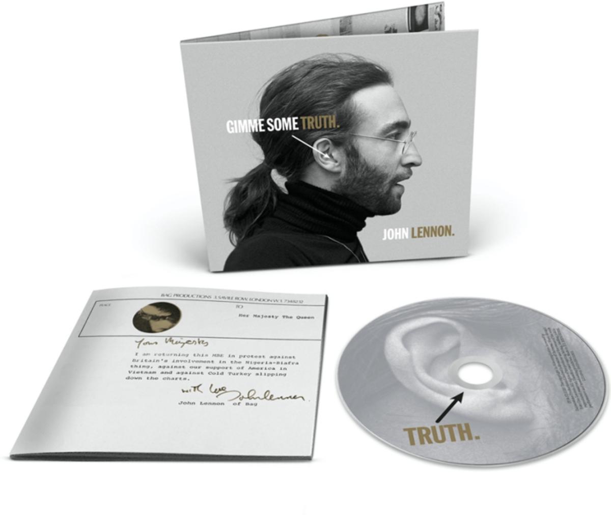 lennon-truth-cd