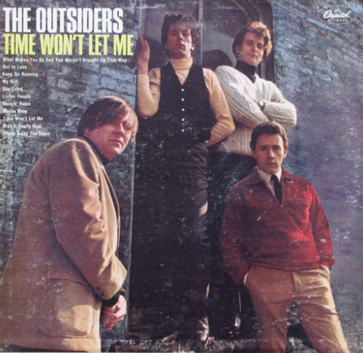 Outsiders Time album