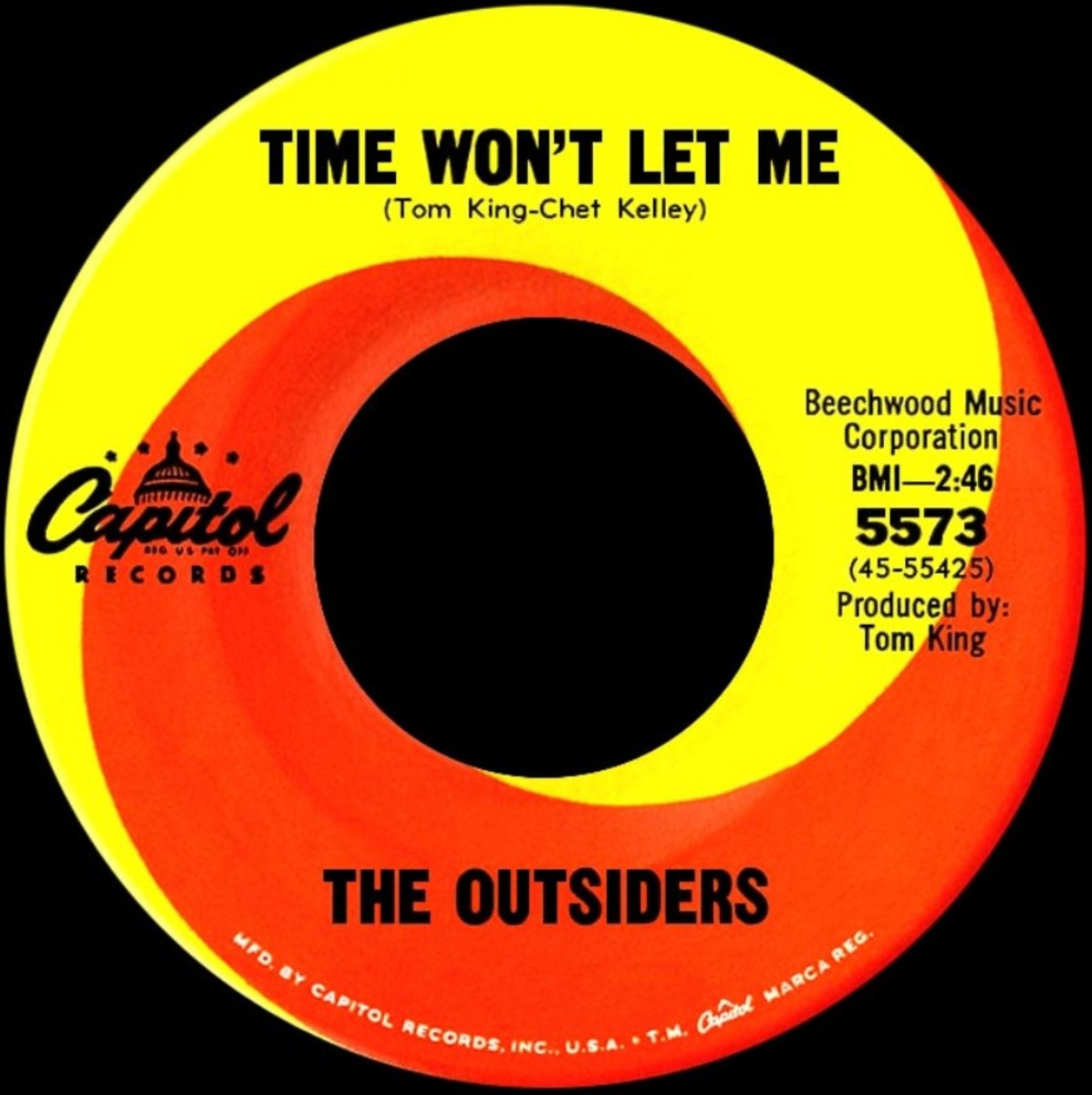Outsiders Time 45