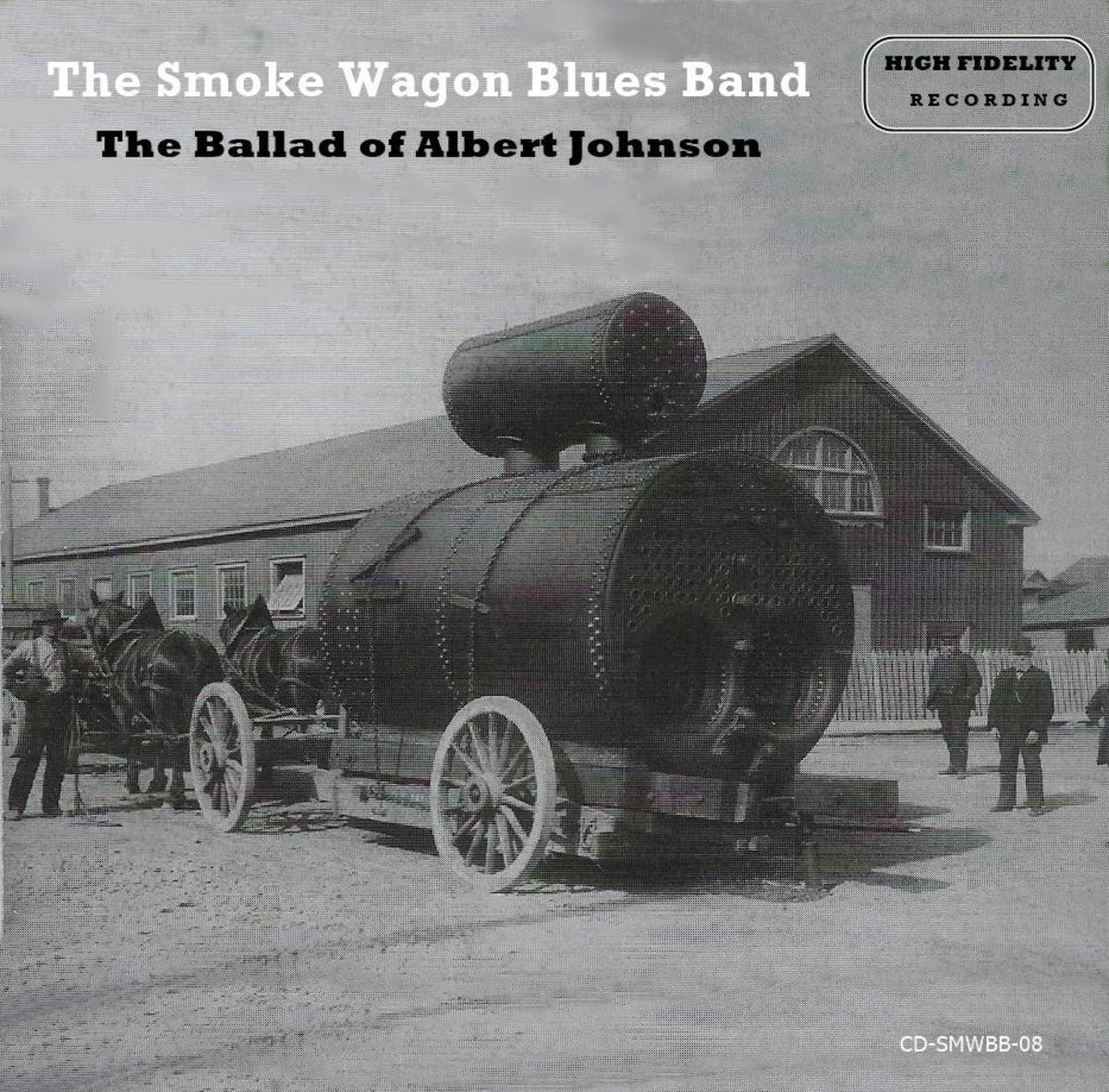SmokewagonCD Cover
