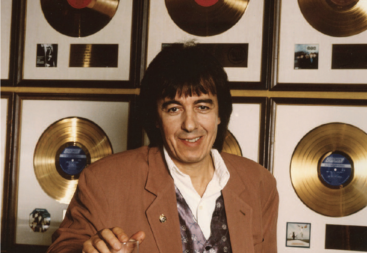 bill wyman records