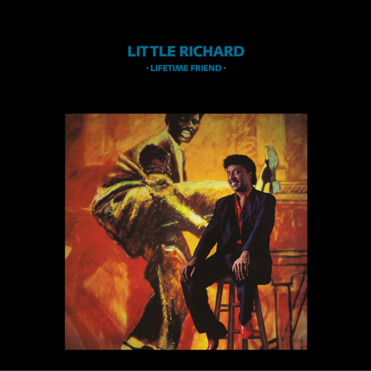 little richard 80s
