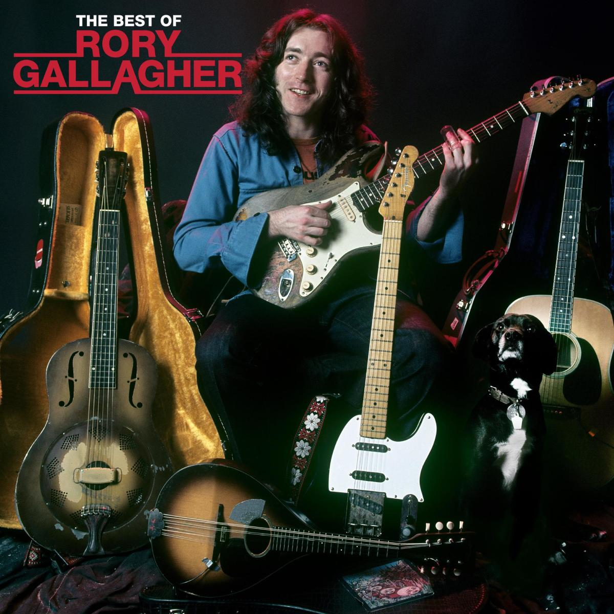 Rory Gallagher The Best Of (Packshot)