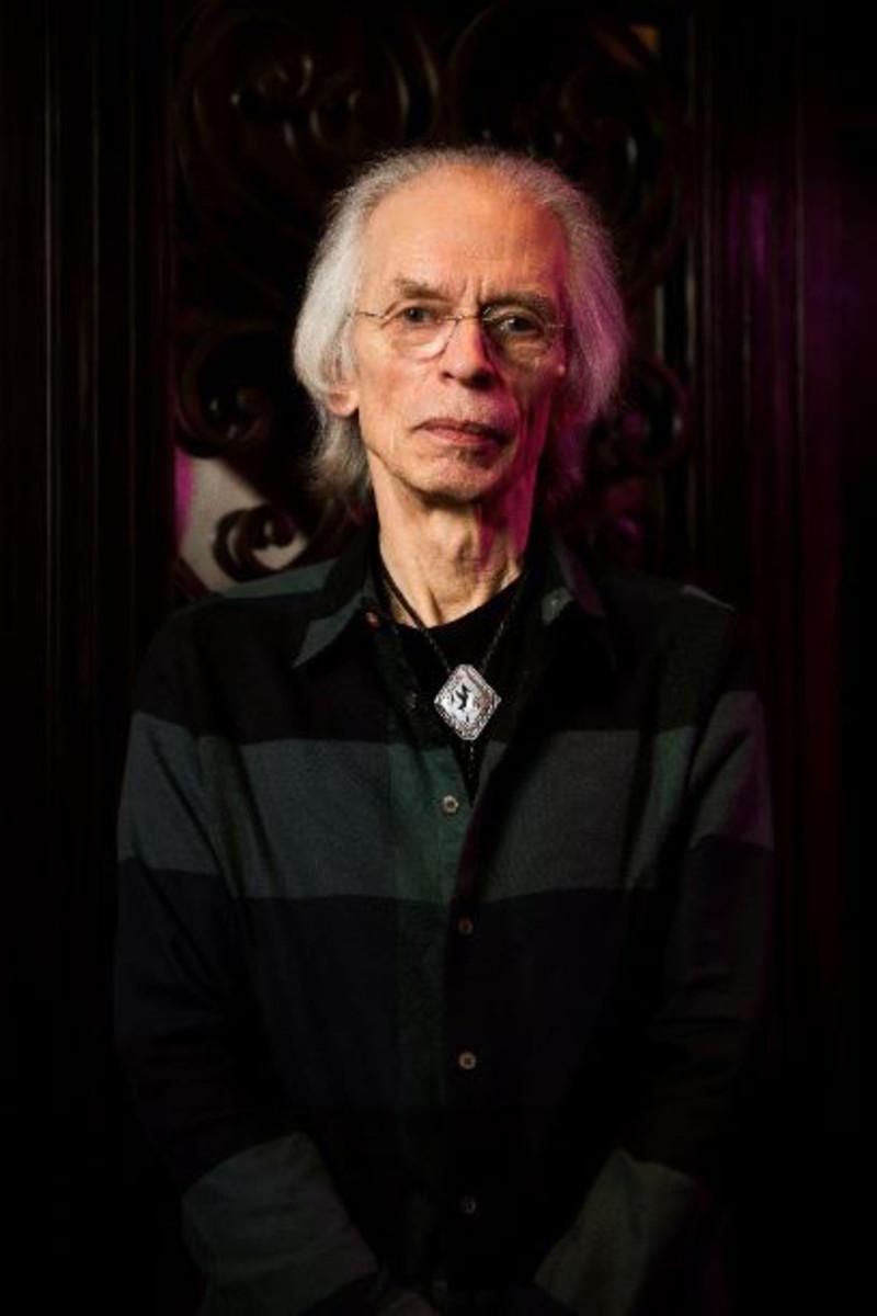 Steve Howe photo by © Will Ireland, Prog Magazine and Future Publishing