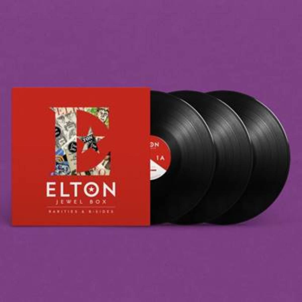 3LP Gatefold Black Vinyl