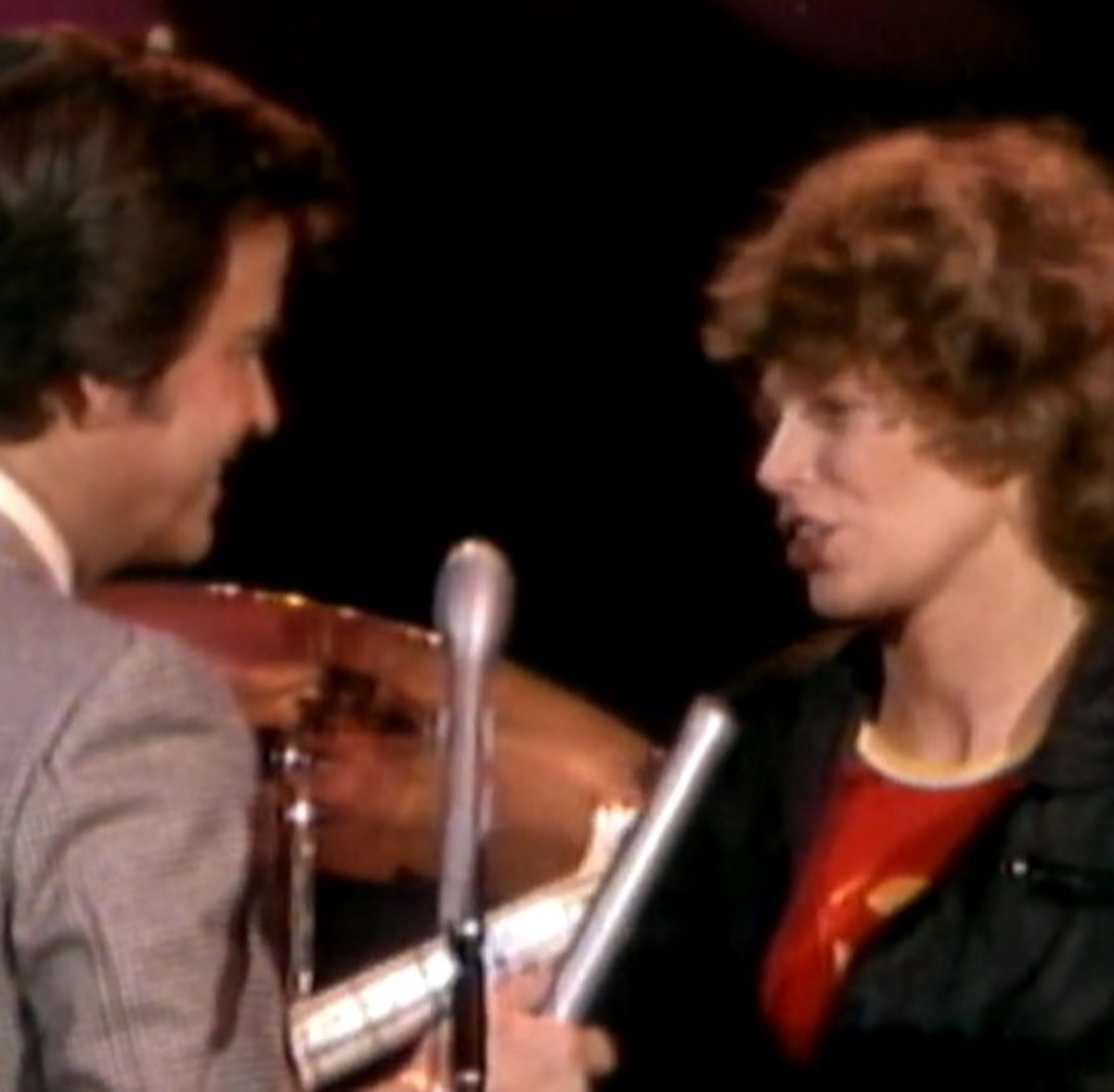 American Bandstand interview 1979, Dick Clark Productions