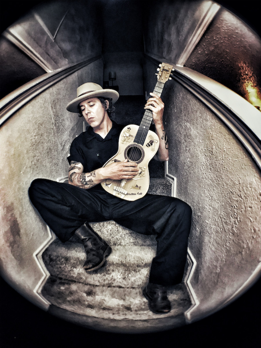 Ryan Hamilton. Publicity Photo.