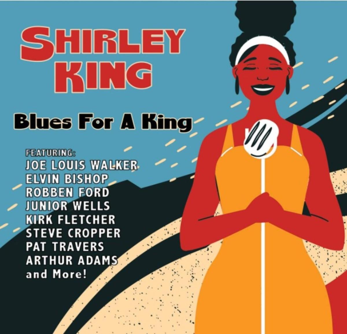 Shirley King CD