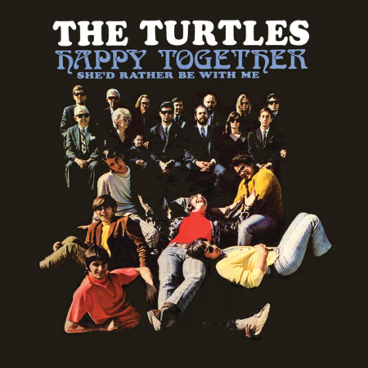 turtles HappyTogether