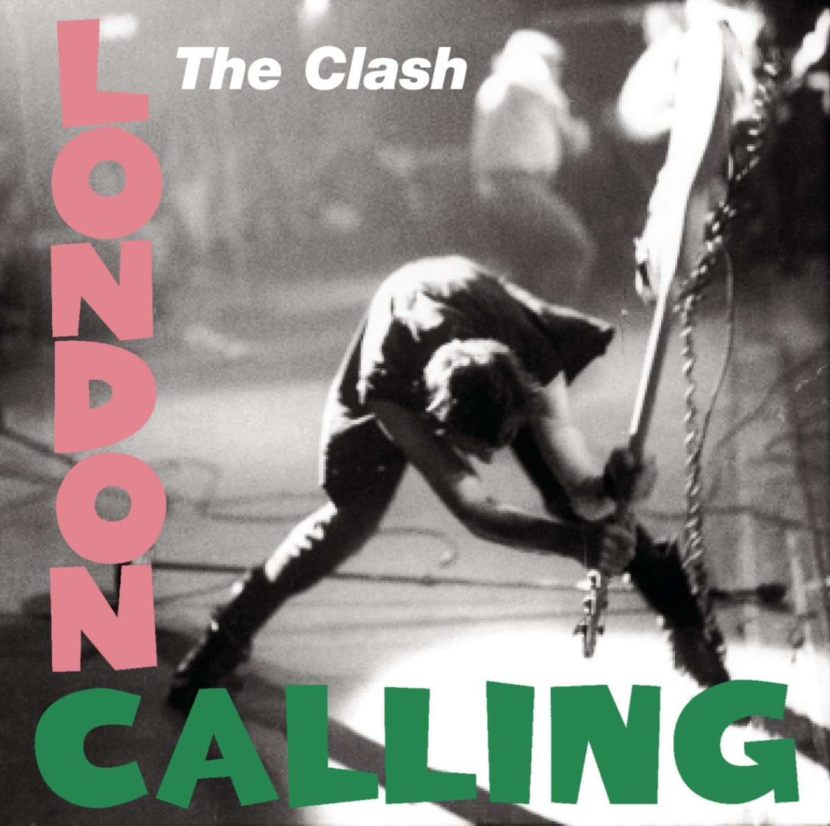 The Clash, London Calling