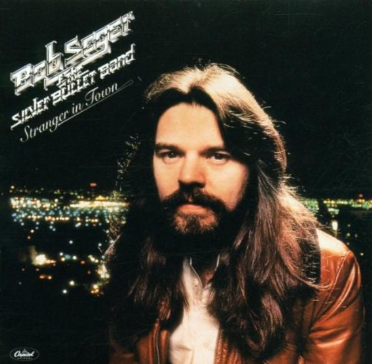 Milwaukees Bob Seger LP
