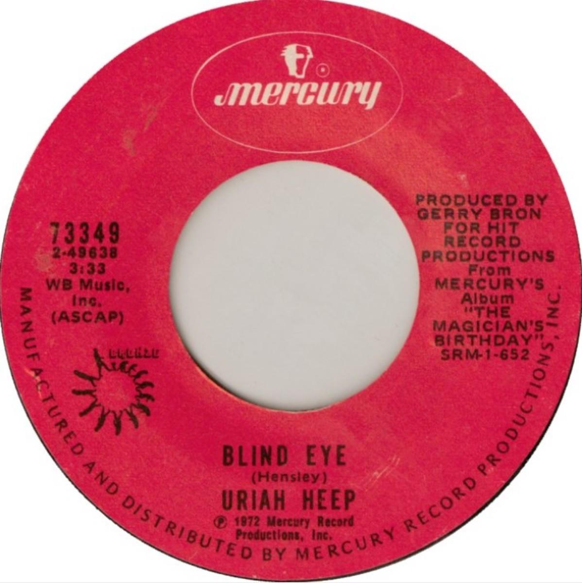 Ken Hensley Blind