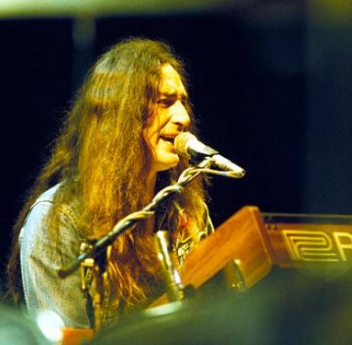 Ken Hensley, photo by Fin Costello/Redferns, Getty Images