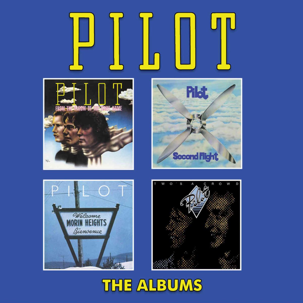 PILOT-4CD-Box