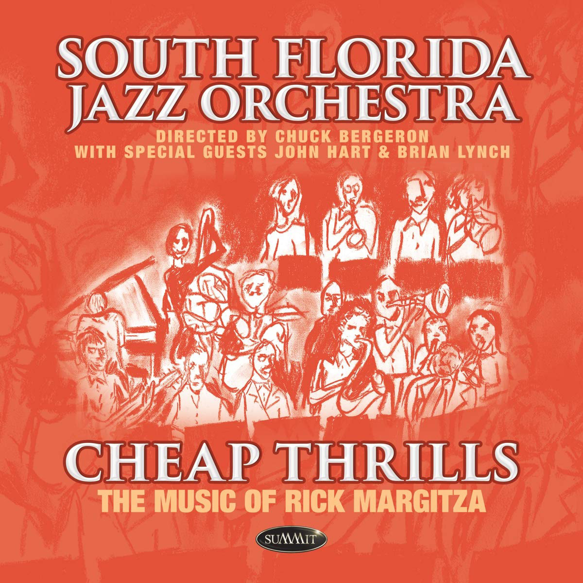 Cheap Thrills- The Music Of Rick Margitza