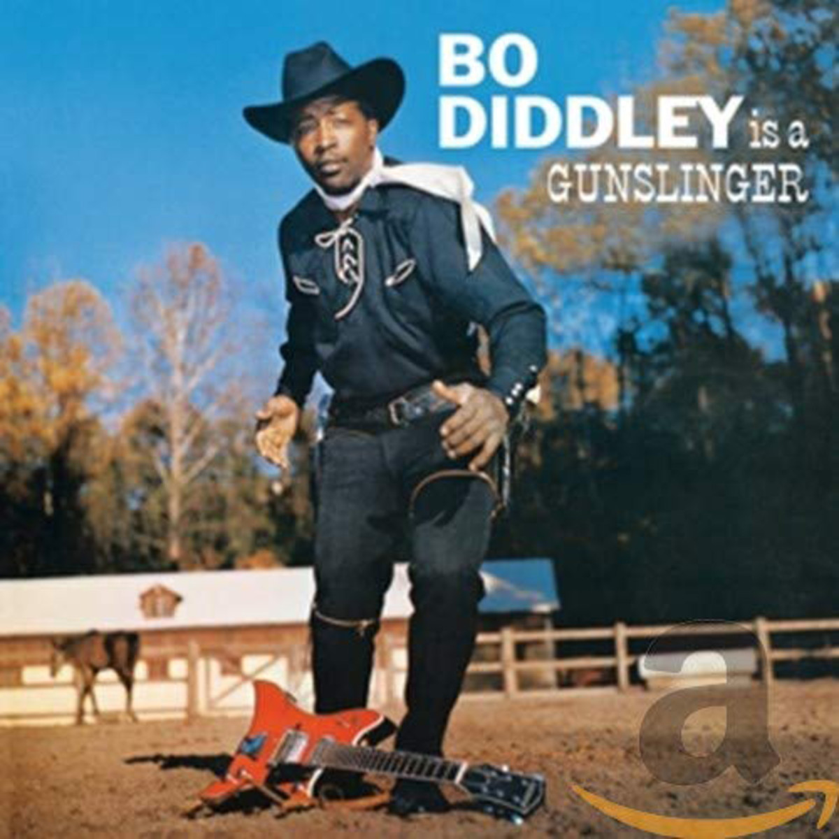 Bo Diddley, Bo Diddley Is A Gunslinger