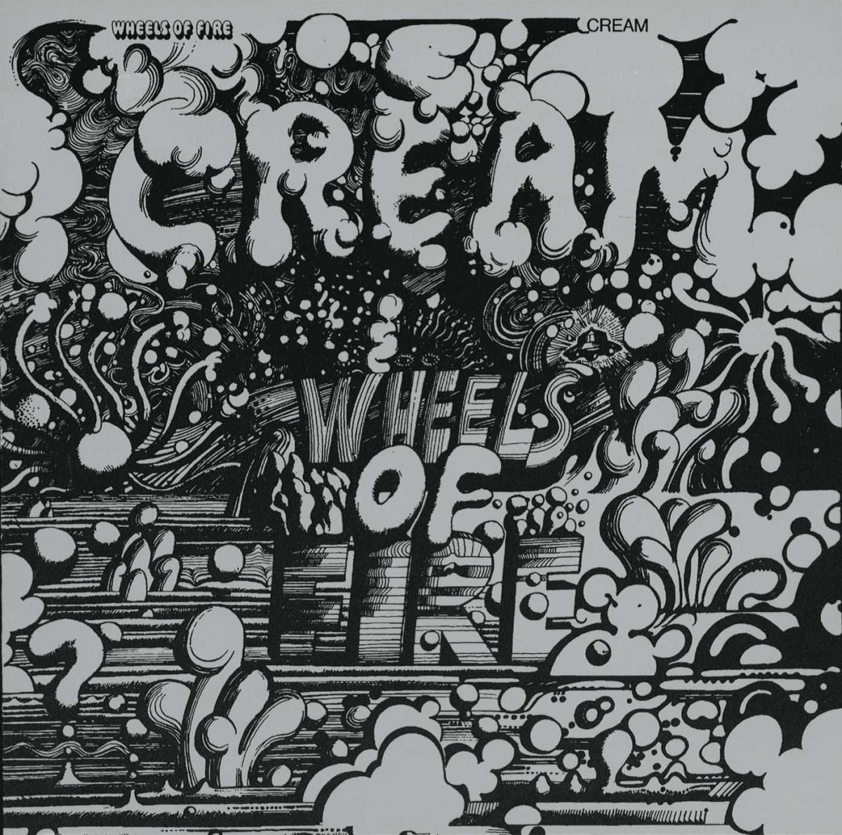 Cream, Wheels of Fire