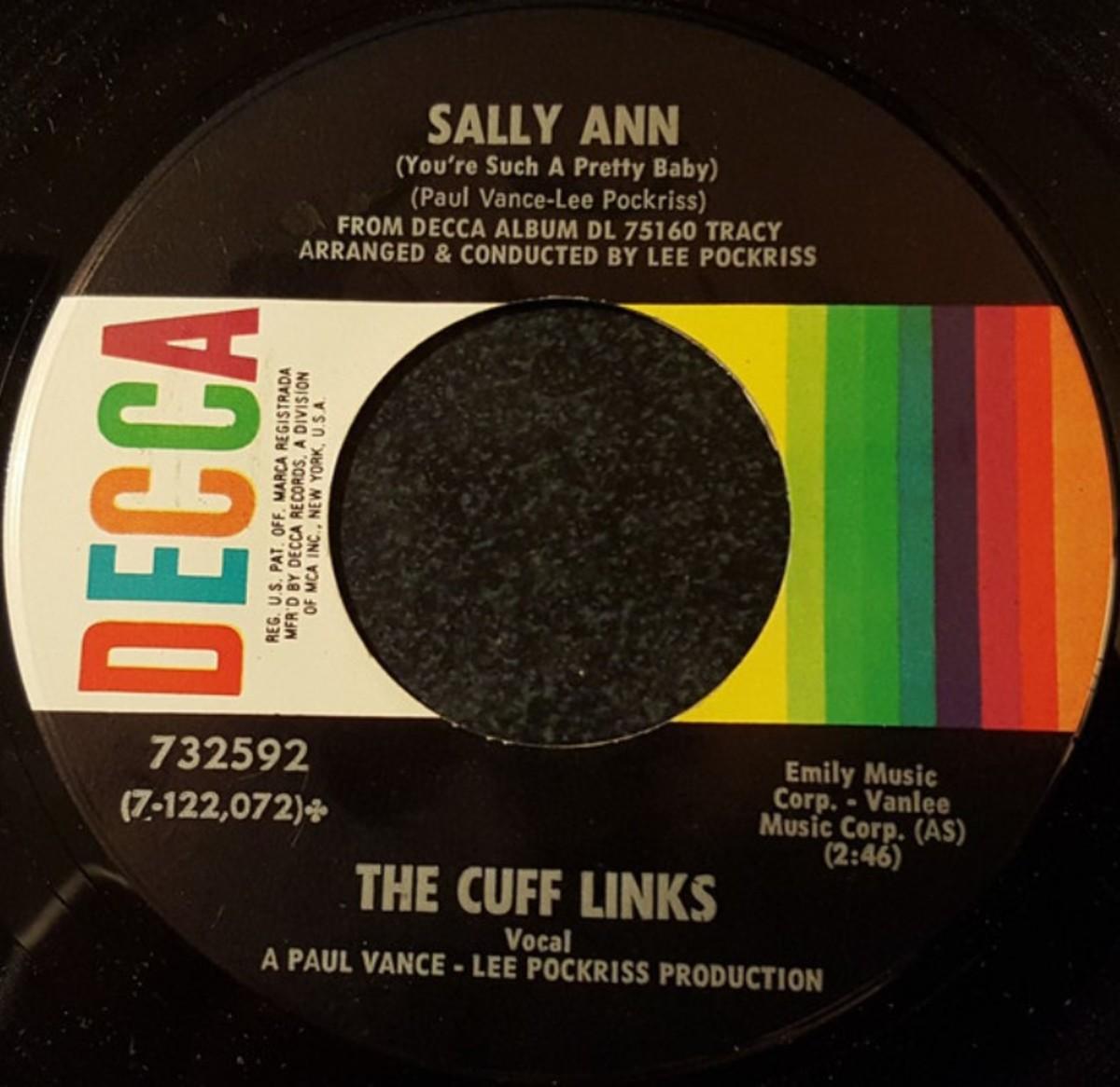 Ron Dante Sally Ann