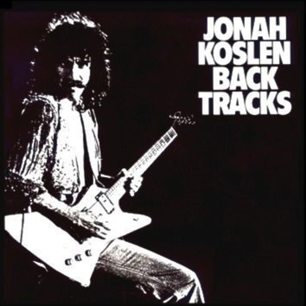Popovich Koslen Back Tracks
