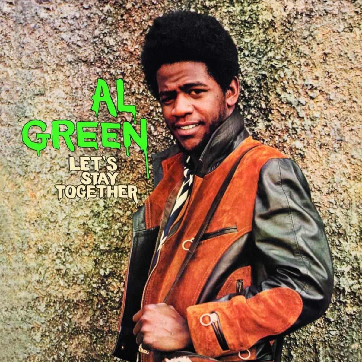 Al Green Let's Stay Together