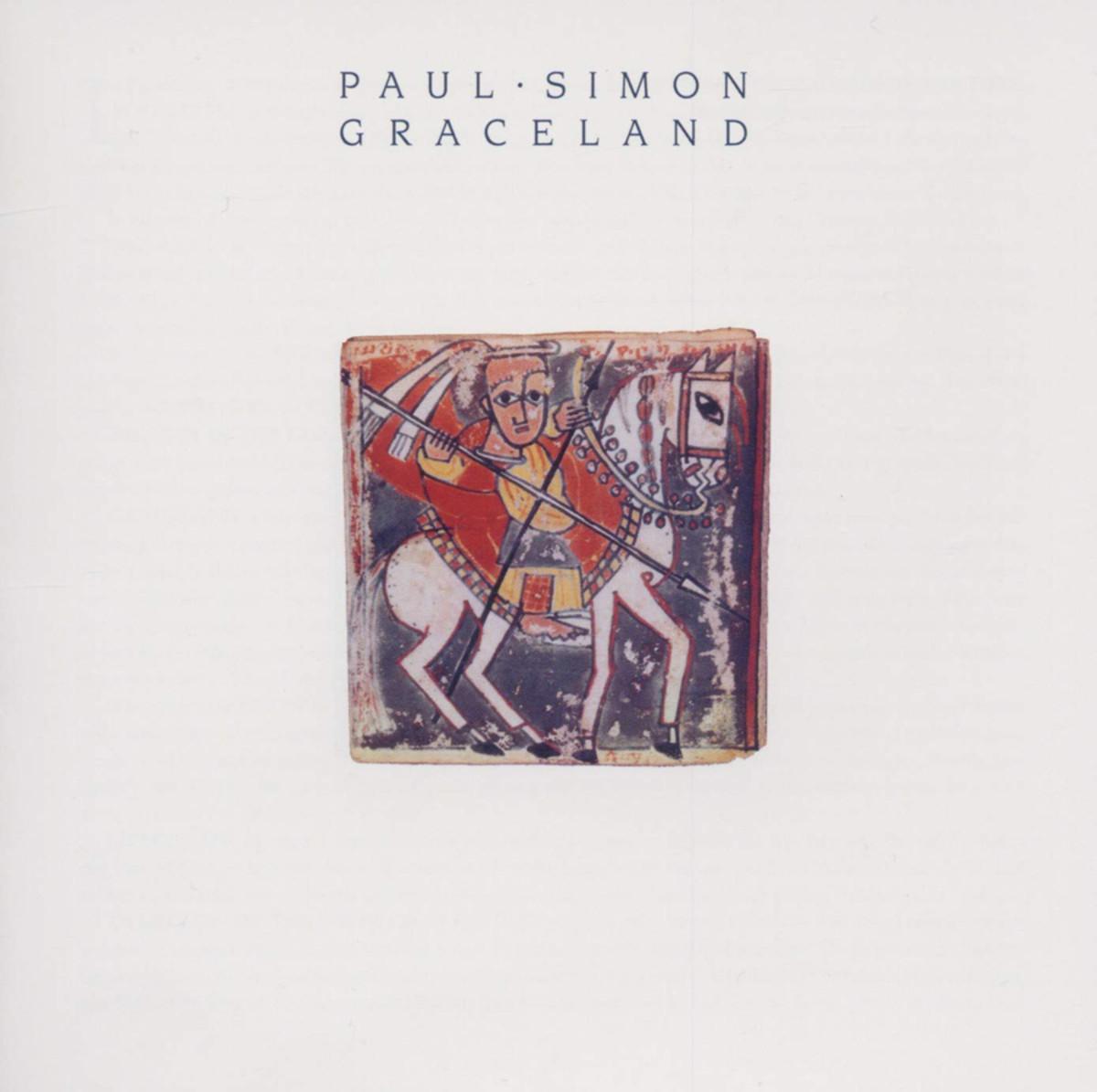 Paul Simon Graceland