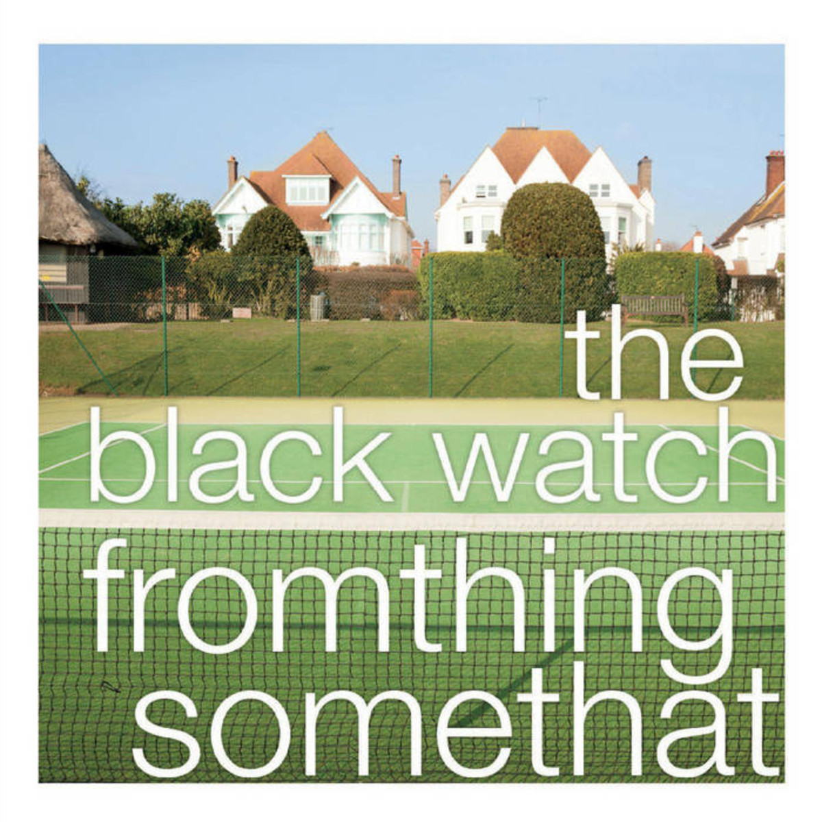 black watch fromthing somethat
